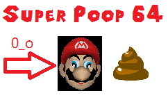 Super Poop 64: divertimento assicurato!